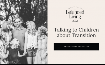 Talking to Children about Transition
