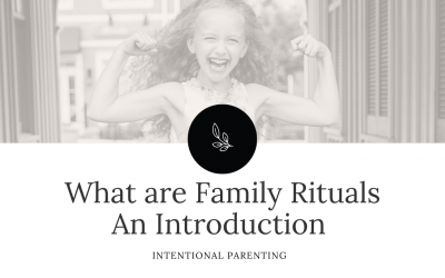 Family Rituals Introduction
